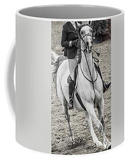 The Approach Show Jumping Coffee Mug