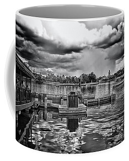 The Approaching Storm Walt Disney World Bw Mp Coffee Mug