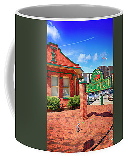 The Arcadia Depot Coffee Mug