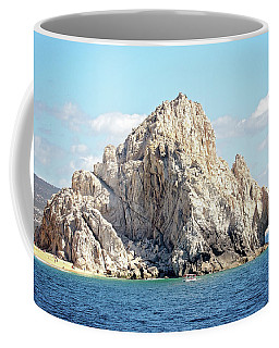 The Arch At Lands End Coffee Mug