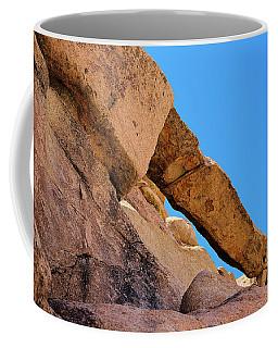 The Arch In Joshua Tree Np Coffee Mug