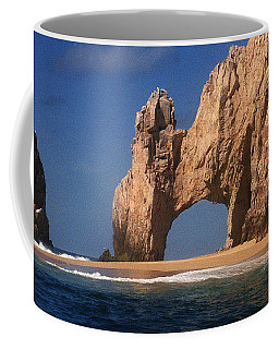 The Arch Coffee Mug by Marna Edwards Flavell