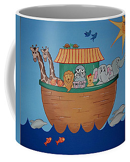 The Ark Coffee Mug