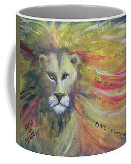 The Armor Of God Coffee Mug