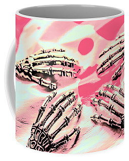 The Arms Of Automation Coffee Mug