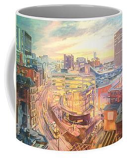 The Arndale Carpark, Manchester Coffee Mug