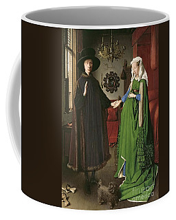 The Arnolfini Marriage Coffee Mug
