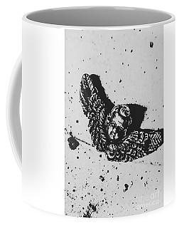 The Art Of A Vintage Angel Coffee Mug