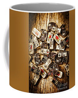 The Art Of Antique Games Coffee Mug