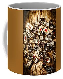 The Art Of Antique Games Coffee Mug