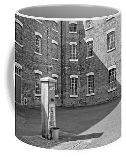 The Art Of Welfare. Dwelling. Coffee Mug