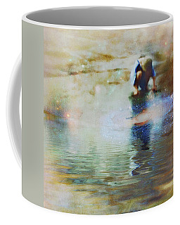 The Artist As A Boy Coffee Mug