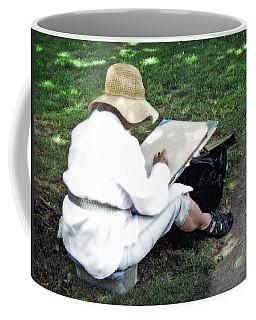 The Artist Coffee Mug by Keith Armstrong