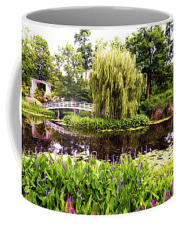 The Artists Garden Coffee Mug