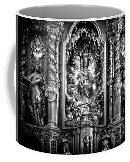 The Assumption Of Mary Pilgrimage Church Coffee Mug