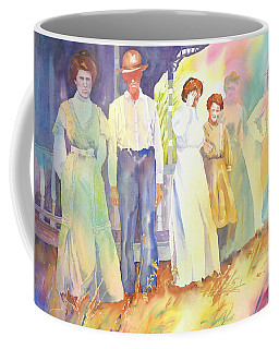 The Aunts Come Calling Coffee Mug