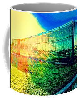 The Aura Of 5.4.7 Gallery Coffee Mug