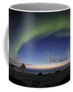 The Aurora Bow Coffee Mug