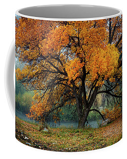 The Autumn Tree Coffee Mug