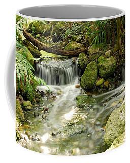 The Babbling Brook Coffee Mug