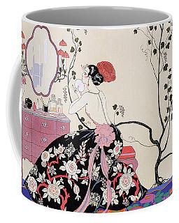 The Backless Dress Coffee Mug