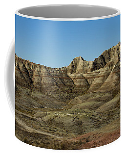 The Bad Lands Coffee Mug