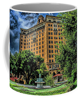 The Baker Hotel Coffee Mug by Diana Mary Sharpton