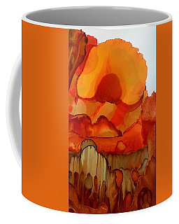 The Ball Of Fire Coffee Mug