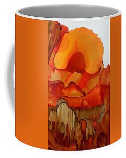 The Ball Of Fire Coffee Mug