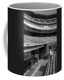 The Ballpark In Arlington Coffee Mug