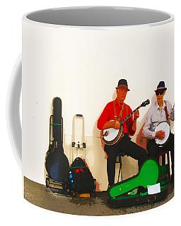 The Banjo Dudes Coffee Mug