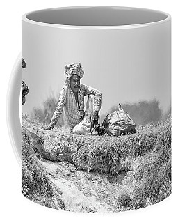The Banks Of The Lower Ganges Coffee Mug
