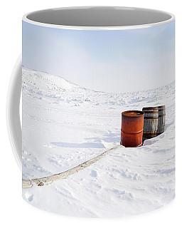 The Barrels Coffee Mug by Nick Mares
