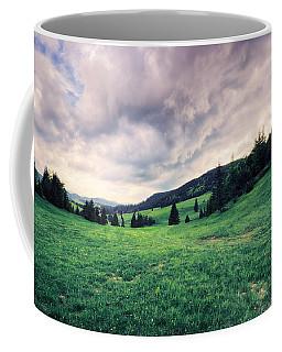 The Basin Coffee Mug