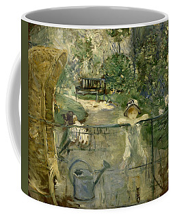 The Basket Chair Coffee Mug