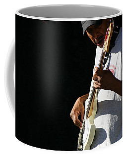 The Bassman Coffee Mug by Joe Kozlowski