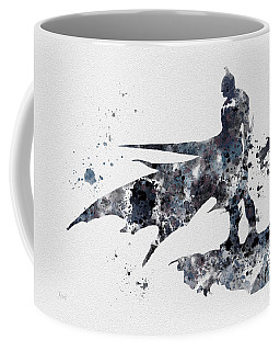 The Bat Coffee Mug by Rebecca Jenkins