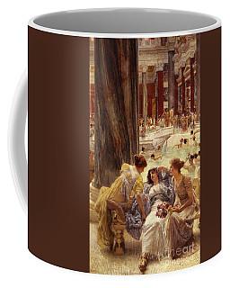 The Baths Of Caracalla Coffee Mug