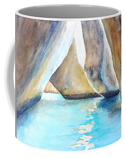 The Baths Water Cave Path Coffee Mug