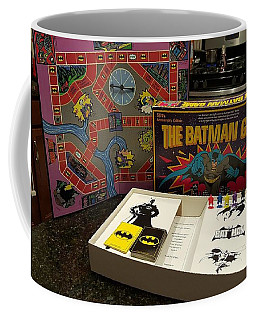 The Batman Game Coffee Mug
