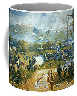 The Battle Of Kenesaw Mountain Coffee Mug