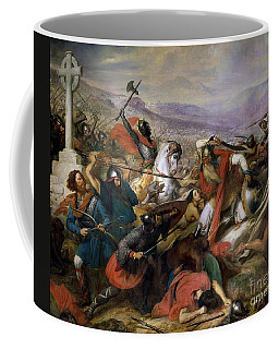 The Battle Of Poitiers Coffee Mug
