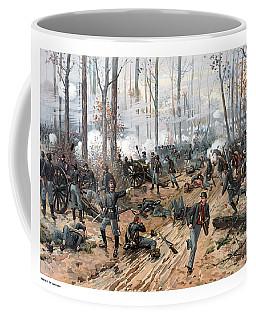 The Battle Of Shiloh Coffee Mug