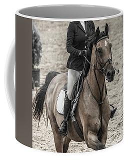 The Bay Show Jumping Coffee Mug