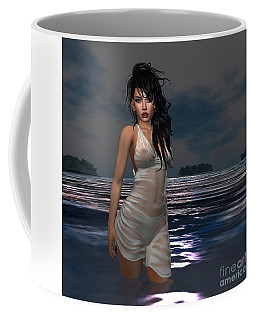 The Beach 1 Coffee Mug