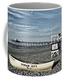 New Jersey Shore Coffee Mugs