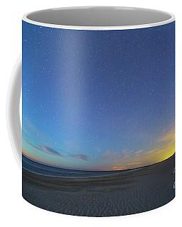 The Beach Coffee Mug by Robert Loe