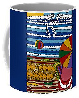The Beach Coffee Mug