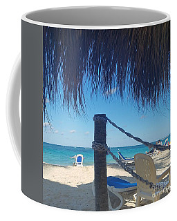 The Beach's Edge Coffee Mug