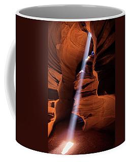 The Beam Of Light Coffee Mug